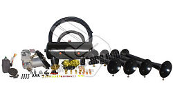 Hornblasters Conductorand039s Special 232 Train Horn Kit