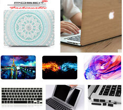 Screen Protector Keyboard Cover Hard Shell For 2017 Macbook Pro 13 15 Touch Bar