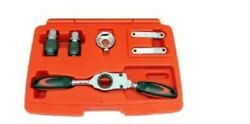 6pc. Tap And Die Adaptor With Gear Ratchet Wrench Tande Tools Td06bm