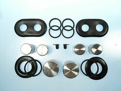 Rear Stainless Caliper Piston And Seal Kit Fits Abarth 1600 2400 1300 And 2000
