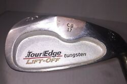 Tour Edge Rh Lift Off Tungsten 3 Iron Tour Edge Regular Flex Graphite Shaft