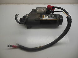Mercury Outboard Starter Motor Assembly P.n. 853329t Fits 2001 - 2006. 250hp