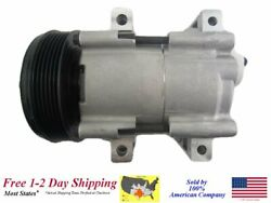 2001-2011 Ranger With 2.3l Engines New A/c Ac Compressor