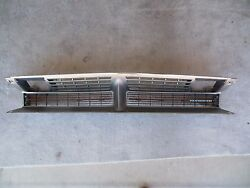 1970 Plymouth Barracuda Cuda Grille Grill Nos Argent Paint Emblems 2949558