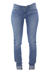 Vintage Revolution Womenand039s Antique Fade Skinny Low Down Jeans 1wskldst 136 Nwt