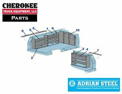 Adrian Steel 2940g General Service Package For Gm Access/pro Full Size Van