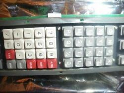 New Fanuc A20b-1000-0390/02a Keyboard And039and039old Stockand039and039