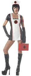 Deadly Dose Nurse Goth Adult Halloween Costume Womenand039s Size Small