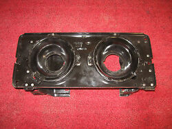 1972 Ford Torino Left Front Headlight Panel And Buckets Part Number D2oz-13008-b