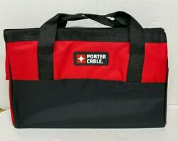 New Porter Cable Genuine Oem Replacement Tool Bag 90628318 For Pcck616l4