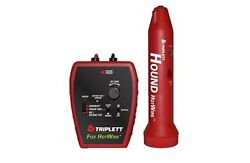 Triplett 3388 Cable Tracer Live Wire Circuit Tracing Kit W/ Carrying Case - Auth