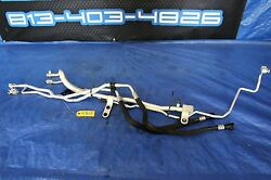 2013 13 Bmw M5 Sedan Oem Factory A/c Lines And Hoses Assembly F10 1063
