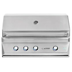 Twin Eagles Built-In Grill with Rotisserie and Infrared Sear Zone Kit Natural G