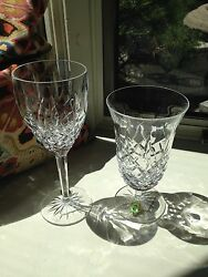Gorgeous Waterford Crystal Araglin Style Brand New, Stickers Still On