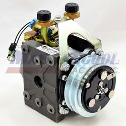 YORK TO SANDEN COMPRESSOR CONVERSION KIT - W OEM SANDEN COMPRESSOR