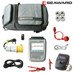 Seaward Apollo 400+ Upgraded Software Pat Tester With Pro Bundle Kit