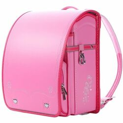 Coulomb Randoseru A4 School Backpack 2017 Model Pink 108 LPU NEW from Japan FS