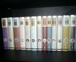 New York Public Library Collector's Edition Classic Novels 13 Volumes
