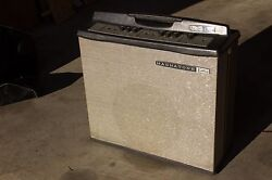 Vintage Magnatone M12 1960's Guitar Amp Amplifier Rock And Roll