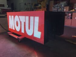 2x5 Outdoor 2-Sided LED Sign Full Color P10 With Wifi