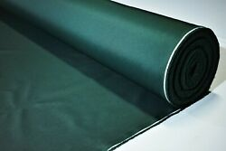 Hunter Green Boat Cover Outdoor Fabric High Uv Rated Water Repellent M1p 60 W
