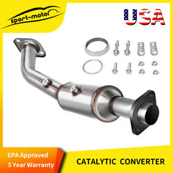 Catalytic Converter Fits 2003-2011 Honda Element 2.4l Front Epa Approved Obd2