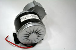 12v Electric Car Motor Permanent Magnet Brush Brush Speed Electric Tricycle