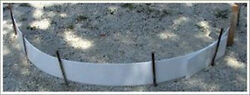 Plastic Flexible Forms For Concrete Flatwork/curbs 8 In X 48 Ft Walttools