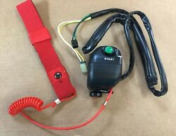 Arctic Cat Start / Stop Tether Switch P/n 0609-167 Nos