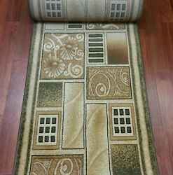 Rug Depot Transitional Hall and Stair Runner Remnants -26