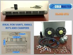 A/c Kit Universal Under Dash Evaporator 226l 32.000 Btu Ideal For And Campers