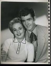 Dorothy Mcguire Make Haste To Live Rare Double-sided Key Book Stills  X2828
