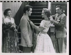 Dorothy Mcguire Make Haste To Live Rare Double-sided Key Book Stills  X2830