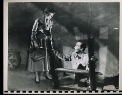 Dorothy Mcguire Make Haste To Live Rare Double-sided Key Book Stills  X2831