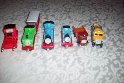 7 Old Gullane Thomas Engines And Others Vg Condition Cheap No Reserve