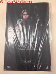 Hot Toys Mms 405 Star Wars Rogue One Jyn Erso Felicity Jones Deluxe Version