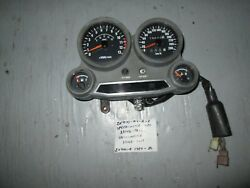 Zx900-a Speedometer / Tachometer Assembly 78622 Kms.