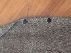 Jacket By Saint Andrews Brown Single-breasted Brand New Size 42r/52r