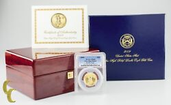 2009 20$ Ultra High Relief Double Eagle Gold PCGS Graded MS69