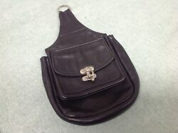 KT Leather Design Karen M. Taber handcrafted bag purse   handbag.