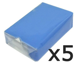 Overspray Clay Cleaning Block 200g 5 Pack Auto Detailing Car Boat Care
