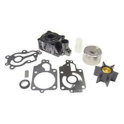 Water Pump Kit W/ Housing Ce 85-125hp 85-125hp L-drive 1989 Fk1202-1