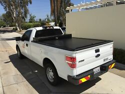 Truck Covers Usa Crt101 American Work Cover Fits 97-14 F-150 F-150 Heritage