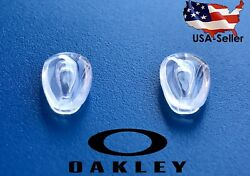 2 Pairs Oakley Replacement Nosepads HOLBROOK METAL KEEL GIVEN TAILPIN CONQUEST $9.90