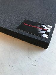 Race Seat Foam 20mm Thick Self Adhesive Race And Track Days