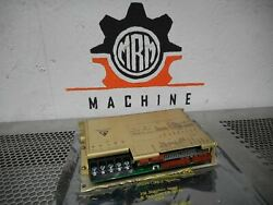 Stanley X5723 Type Sma8215-sat-5d Servo Drive Controller New Old Stock