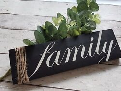 Family Wood Sign Quote - Memories Gallery Wall Family Wood Sign