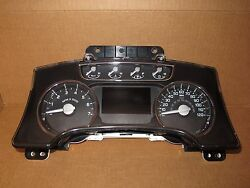 2011 11 Ford F150 Truck King Ranch / Lariat Speedometer Cluster 65k