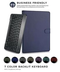Removable Bluetooth Keyboard With Case Cover For Asus T100ha Transformer Book