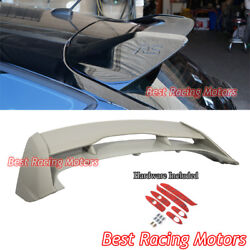 RS Style Roof Spoiler Wing (ABS) Fits 12-18 Ford Focus 5dr Hatch